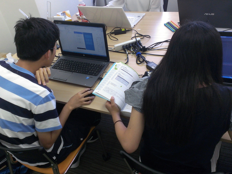 Kids Program 開発風景
