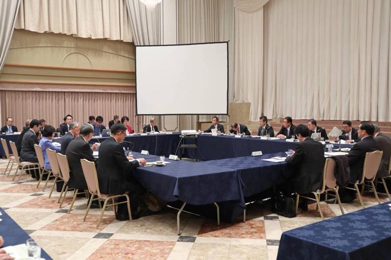 北海道創生会議第9回_全体の写真