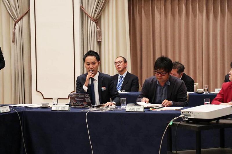北海道創生会議第9回_代表・渡部の写真
