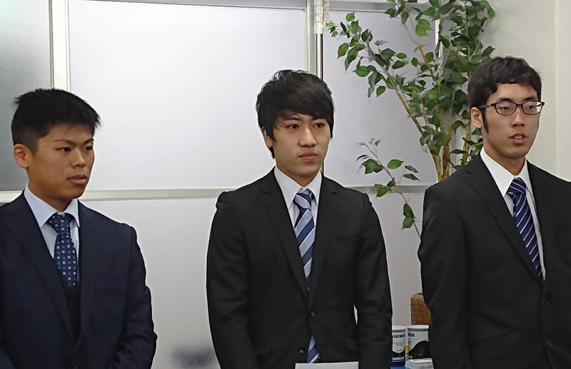 2020年度Zooops Japan入社式